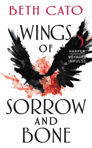 """Wings of Sorrow and Bone: A Clockwork Dagger Novella"" by Beth Cato: Excerpt"