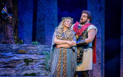 Latest review about conducting V. Bellini's opera Norma