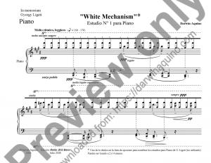 White Mechanism (2006)
