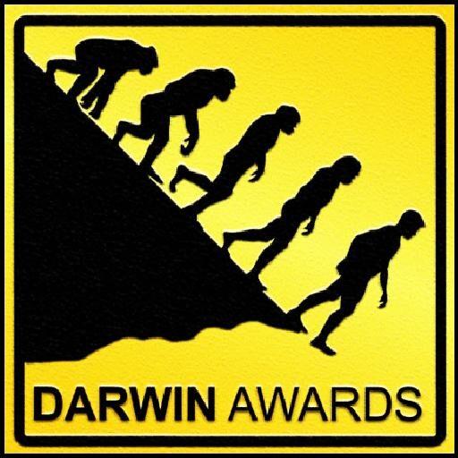 Премия Дарвина (Darwin Awards) - Официальный сайт премии Дарвина на русском языке