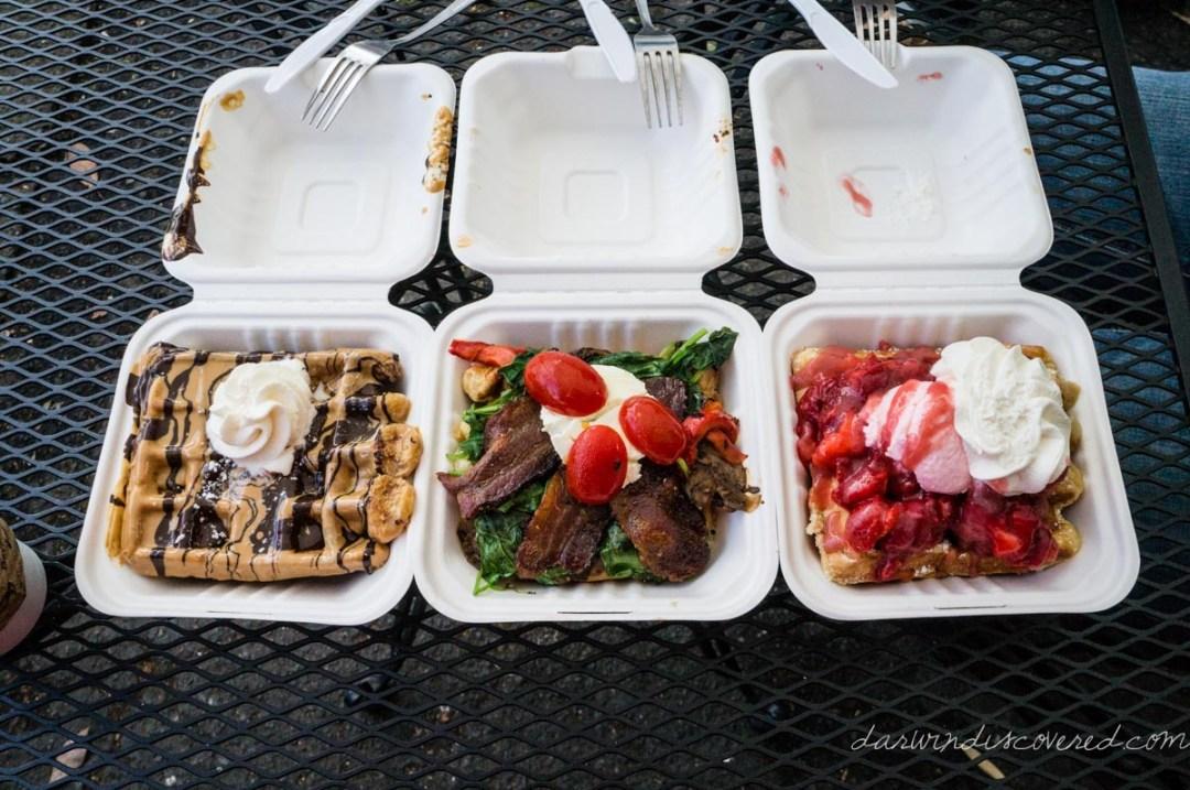 Awesome Portland Waffles