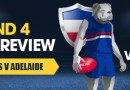 Western Bulldogs vs Port Adelaide