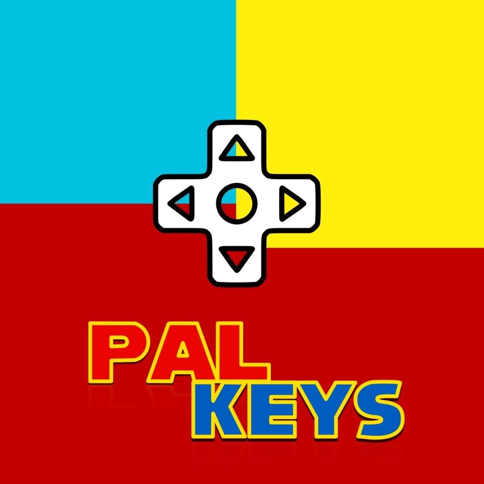 PAL KEYS Cover art