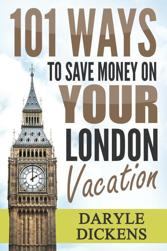 ways to save money on london vacation