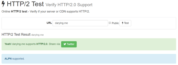 Enable HTTP/2 on Nginx
