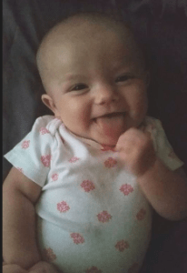 Baby Rylee Garvison. How can they be so cute AND then cry so much?