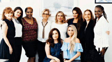 "New York PR firm Wunderlich Kaplan Communications started internship program for women over 40 looking to reenter the workforce. They call it, ""The Entership."""