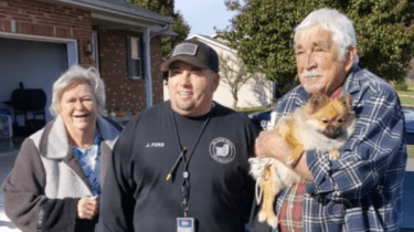 Repo man Jim Ford turned into a guardian angel for an elderly couple who really needed a break.