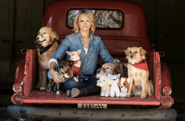 Country Star Miranda Lambert On Why She Adopts So Many Rescue Dogs