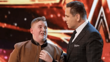 Britain's Got Talent judge David Wallliams tells 12-year-old Kyle Tomlinson he needs to take singing lessons. Three years later Kyle is back to try again.