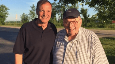 Morning Phone Call Reveals Unexpected Revelation From His 91-Year-Old Father