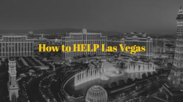 How to help Las Vegas.