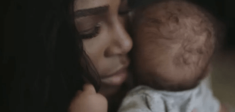 Serena Williams has an inspiring message for her baby daughter about playing sports in this new ad for Gatorade.