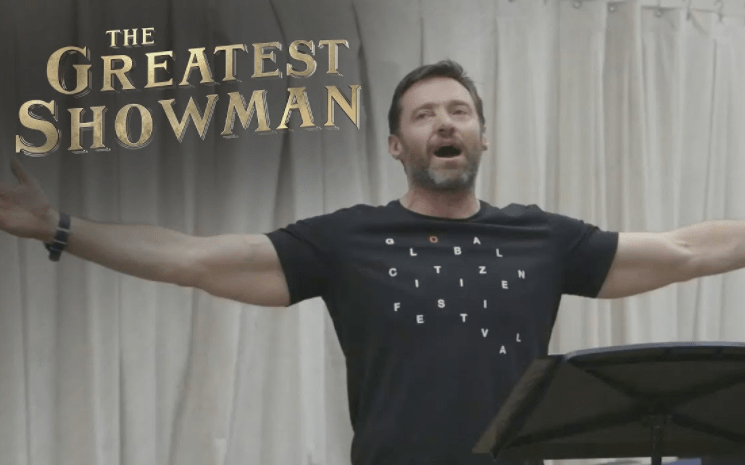 How Hugh Jackman Defied Doctor's Orders To Get 'The Greatest Showman' Greenlit
