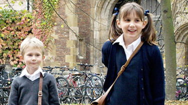 Julie Deane's daughter faced bullies at school. That inspired her to start a company so she could pay for private school. That is how the Cambridge Satchel company was born.