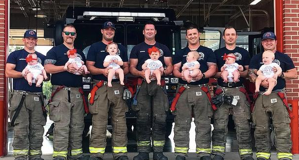 Firefighter Baby Boom Has New Dads On Permanent Call In Oklahoma