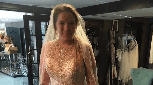 Waffle House Survivor's Mother Gets Wedding Dress For Hero Waitress