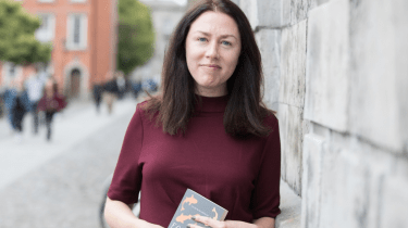Caitriona Lally has won the Rooney Prize for Literature from Trinity College Dublin, the same university where she works as a janitor.