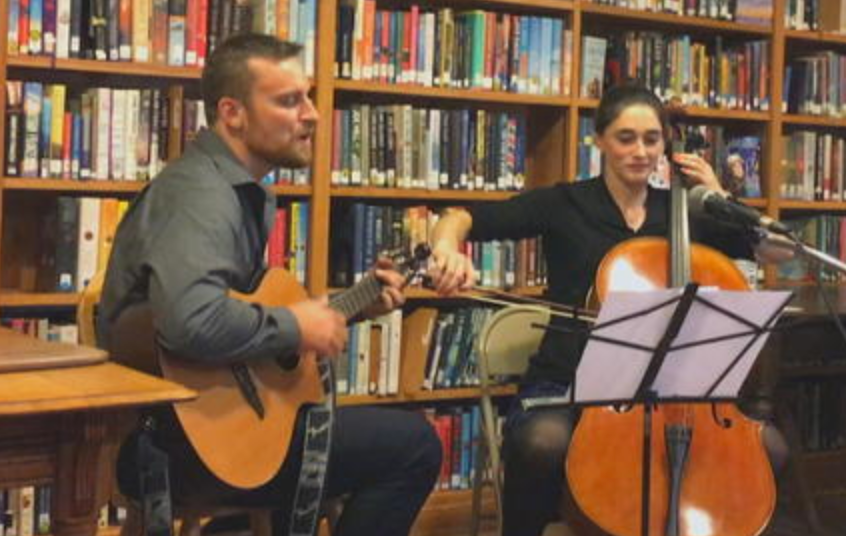 Political Opponents End Debate In Harmony With Beautiful Music Duet