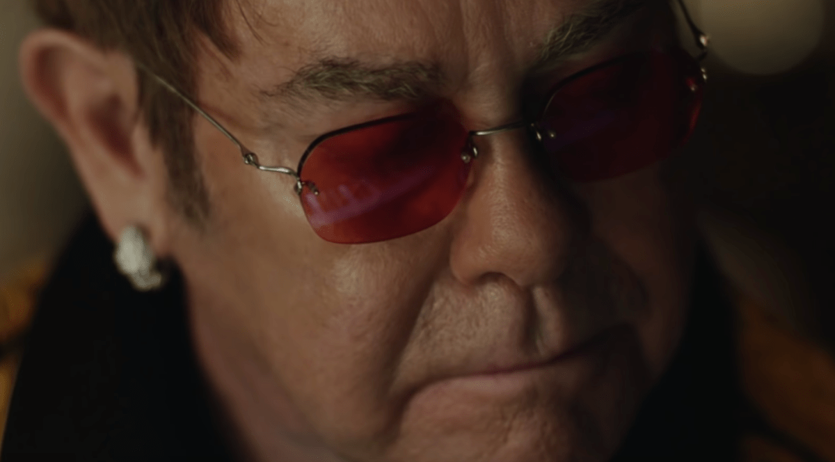 Elton John Stars In Christmas Commercial That Could Leave You In Tears