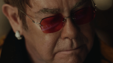 Elton John is the surprise star of this year's Christmas commercial for UK-based department store John Lewis and Partners.