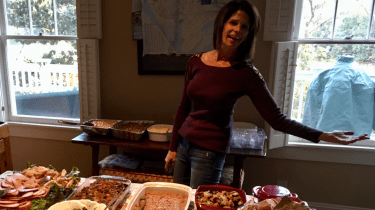My embarrassing shameful Thanksgiving behavior