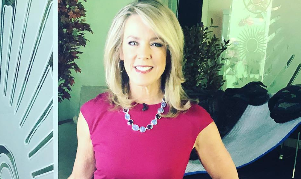 """Inside Edition"" Host Deborah Norville Shares The Health Scare That Inspired Her To Lose 30 Pounds"