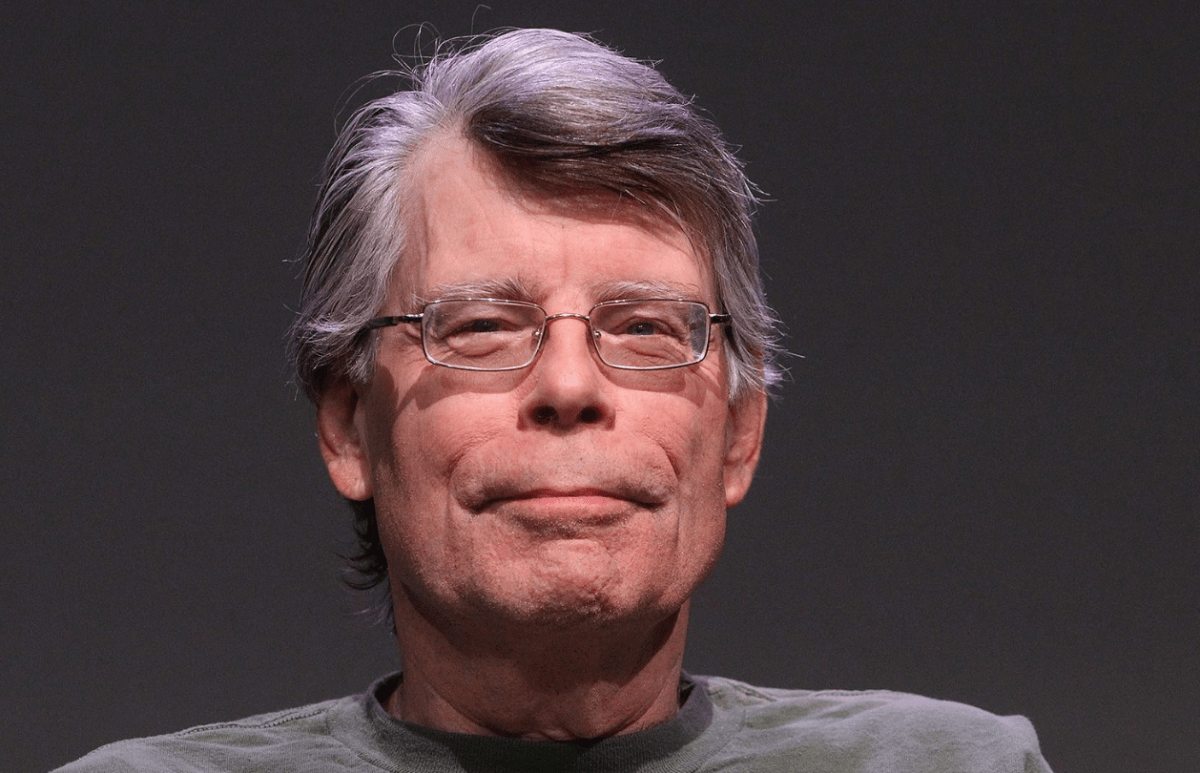 Superstar Author Stephen King Saves Book Review Section Of His Local Maine Newspaper