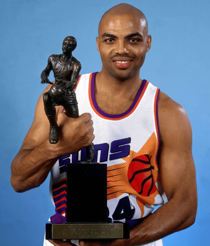 Former NBA star Charles Barkley is selling his '93 MVP trophy and other memorabilia to fund affordable housing in his hometown of Leeds, Alabama.
