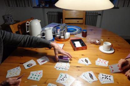 AMIGO Königs-Rommé Spielrunde