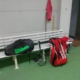 Tennis-Match