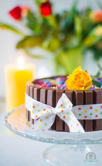 KitKat Torte