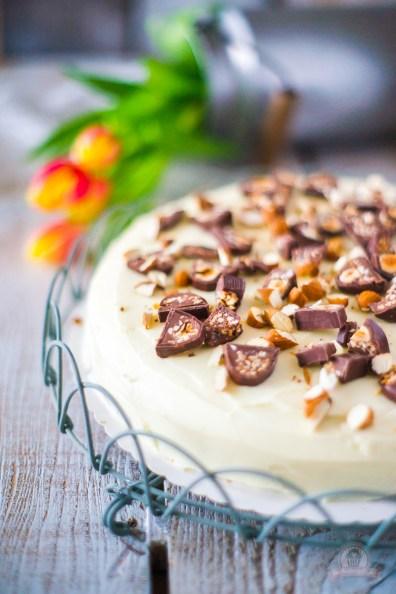 Küsschen-Torte