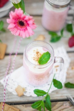 Cheesecake-Smoothie