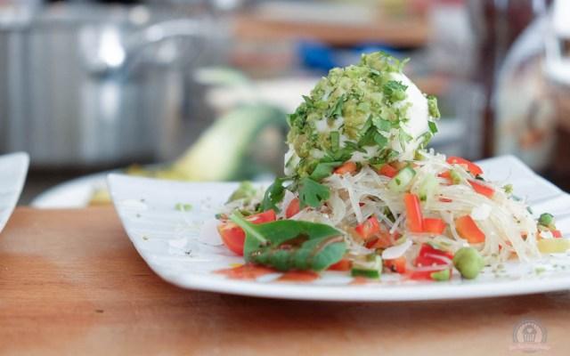 Eis, Eis Baby – Mövenpick Blogger Workshop in Köln und ein total verrückter, fruchtig scharfer Glasnudelsalat mit würzigem Citronen Sorbet