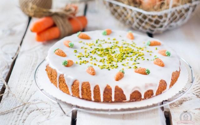 Möhrenkuchen – Heute kommt auf den Tisch was der Hase gern frisst!