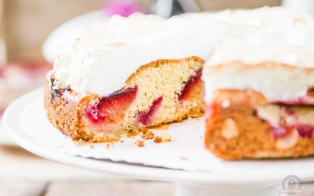 Pflaumenkuchen mit Baiserhaube – meine neue Liebe für die Herbstzeit
