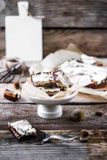 Marmor Cheesecake Brownies