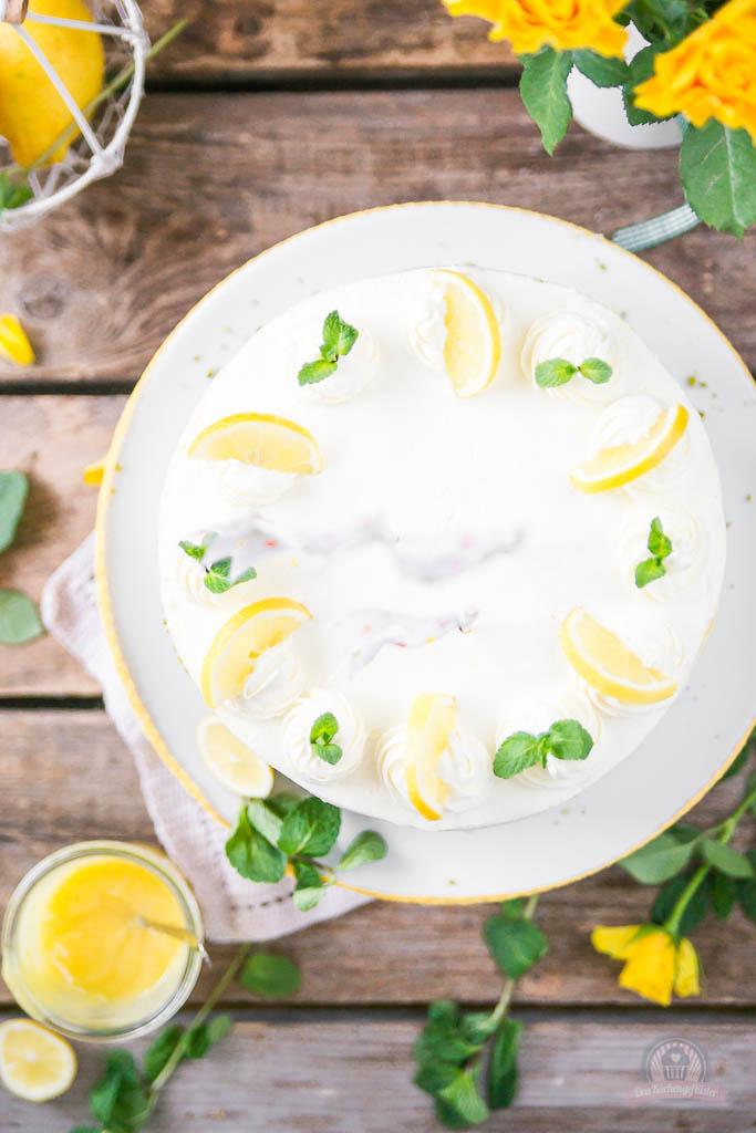 Lemon Curd Wickeltorte 6