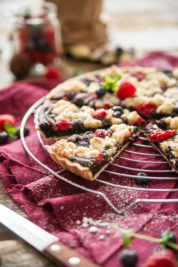 Brownie Cookie Tarte