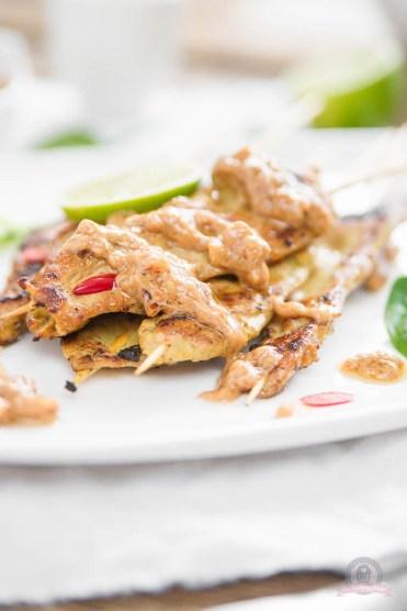 Chicken Satay 1