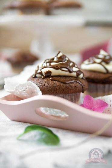 Donauwellen Muffins