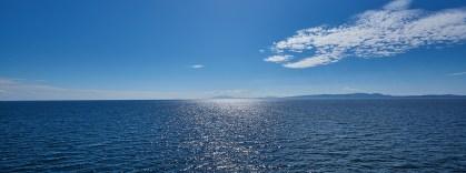 Auf nach Vancouver Island: Durch die Streit of Georgia