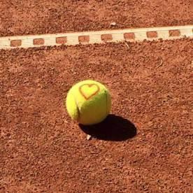 Tennis-Liebe