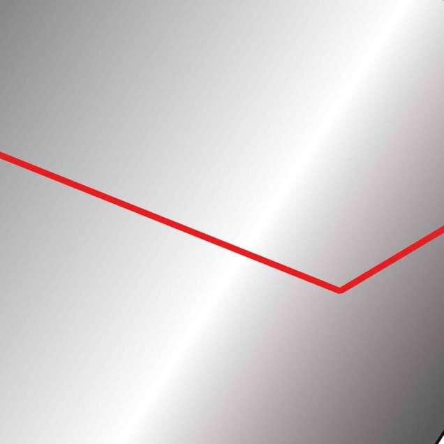 Konventioneller Folien-Schirm reflektiert die Strahlung. Quelle: Vortex HiFi