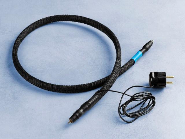 Vortex HiFi Nano Shield NF - Universalkabel mit ausgezeichnetem Potentialausgleich und massefreiem Schirm.