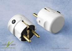 Vortex HiFi Nano Shield Power Plug weiss