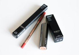 Creamy Colour comfort lip liner 304 and Gossamer Emotion creamy lipstick 106