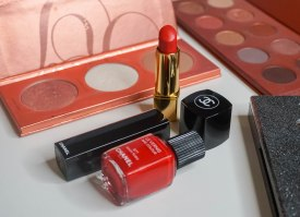 Chanel Rouge Allure 84 Flamboyante