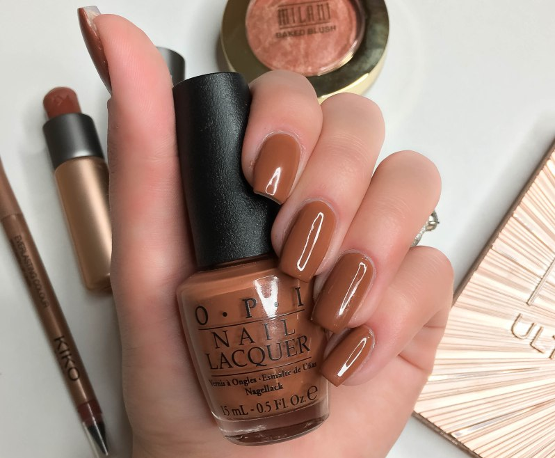 OPI A-Piels To Be Tan